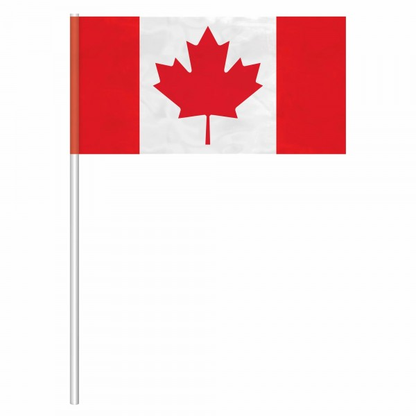 Canadian Flags - 12Pk