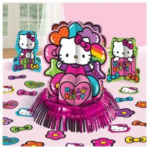 Tbl Deco Kit Hello Kitty Rainbow/Disc