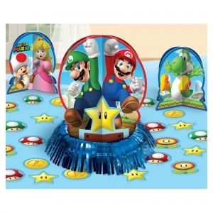 Super Mario Brothers (Tm) Table Decorating Kit