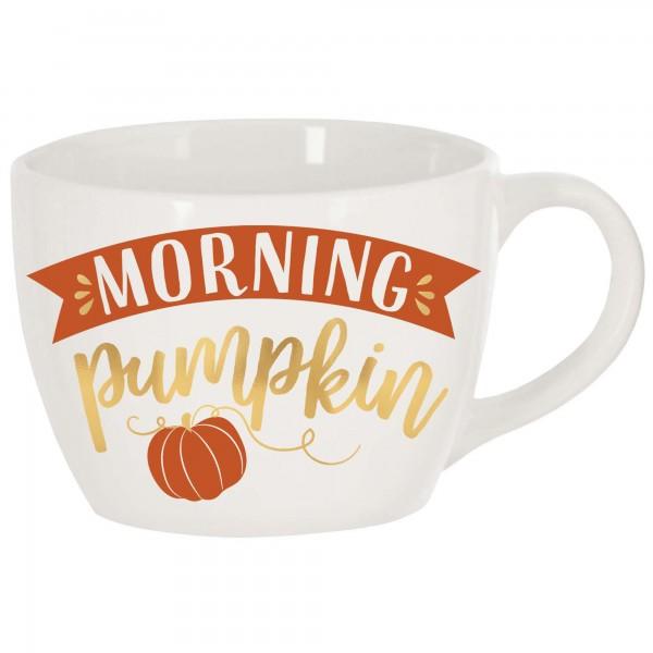 Morning Pumpkin Ceramic Mug