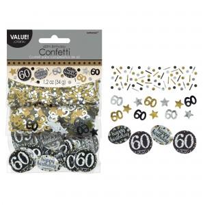 Sparkling Celebration 60 Confetti