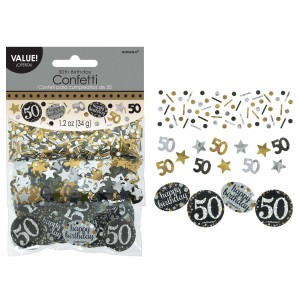 Sparkling Celebration 50 Confetti