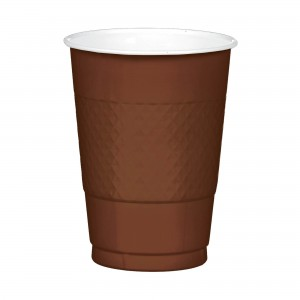16 oz Plastic Cups - Caribbean Blue