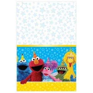 Sesame Street® Plastic Table Cover