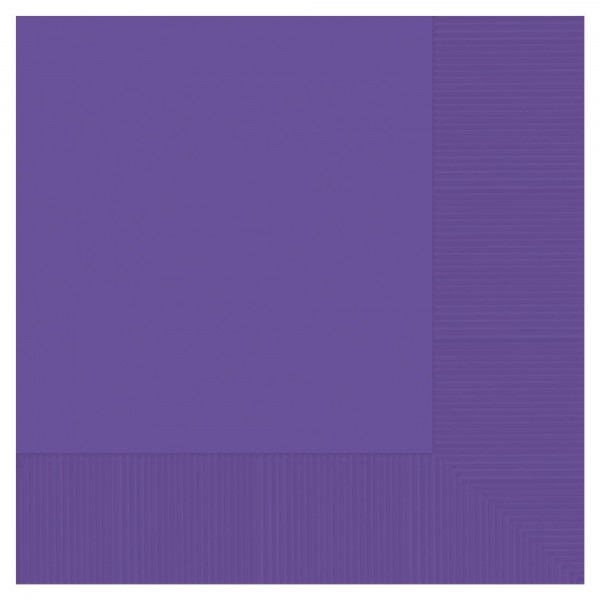 Lunch Napkins 2Ply - Lavender