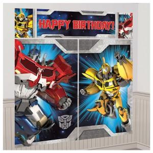 Transformers Scene Setter/Disc