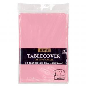 Round Tablecover - Vanilla Creme