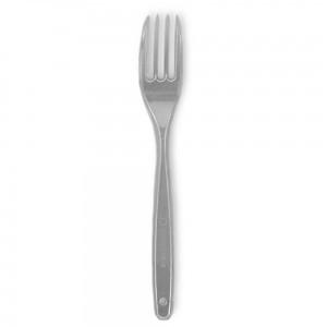 Darnel Bistro Fork 100 Ea, Clear